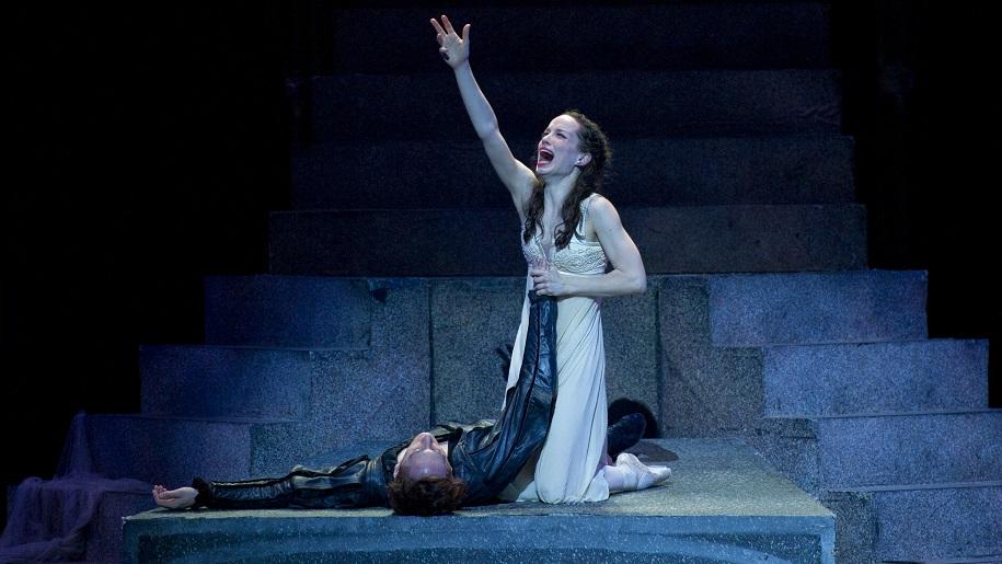 Company Dancer Mollie Sansone as Juliet