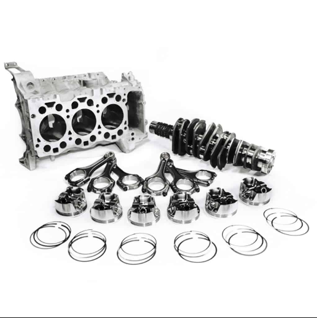 Porsche Boxster Rebuild Kit