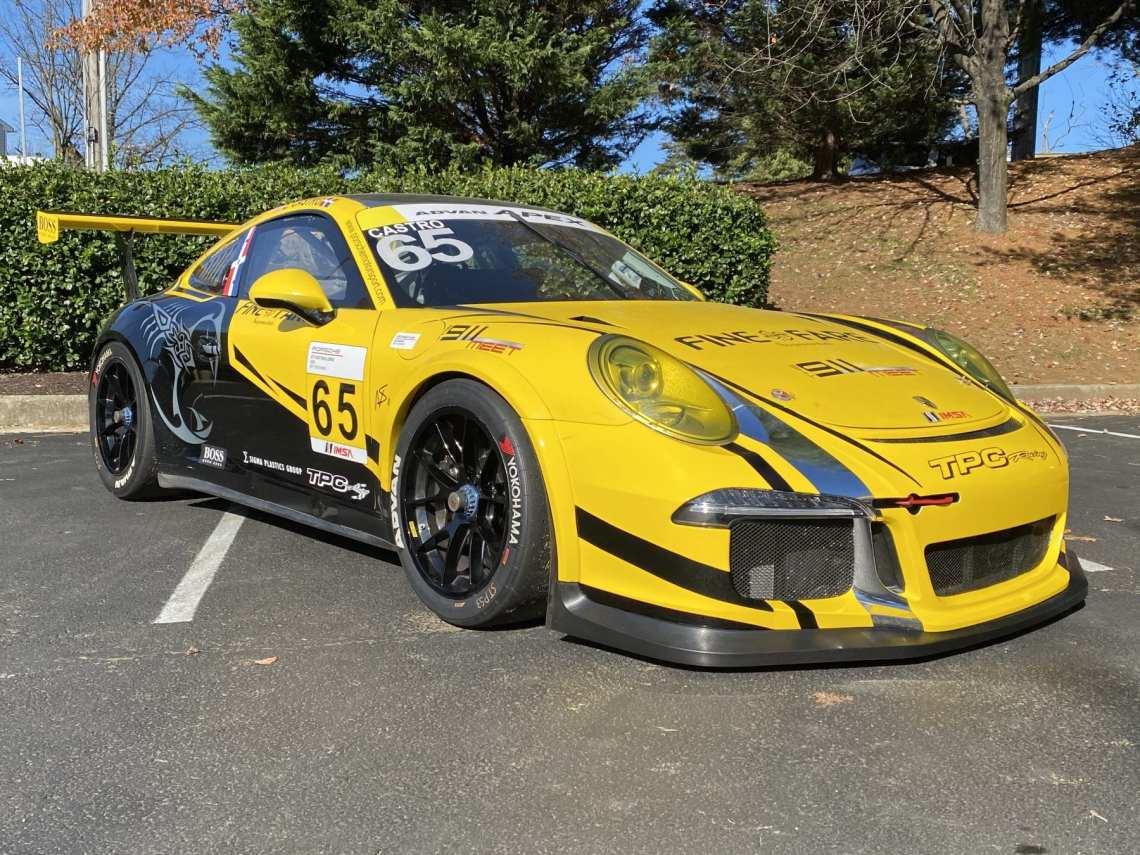 2016 Porsche GT3 Cup – Championship Winning Car!