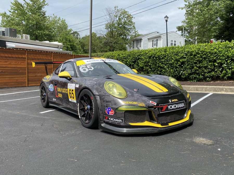 2016 Porsche GT3 Cup