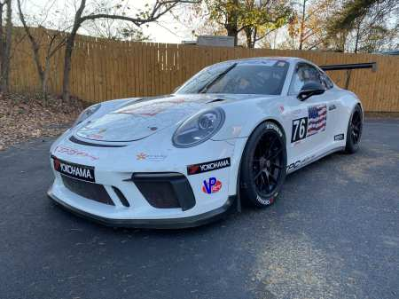 2017 Porsche GT3 Cup