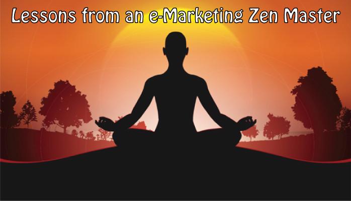 e marketing zen master