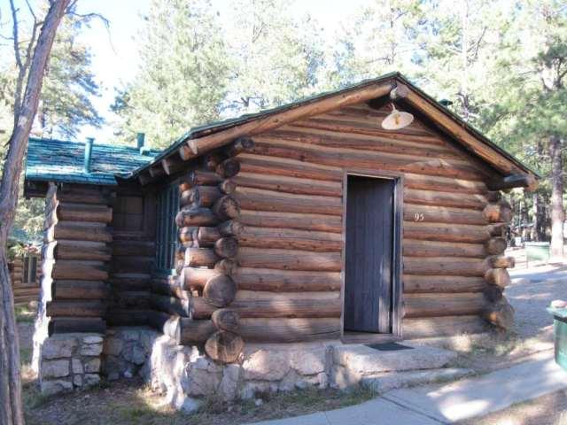 """My """"frontier cabin"""""""