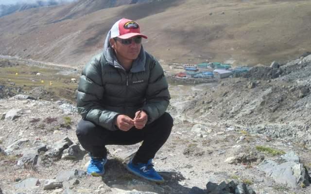 Tsering Wangchu Sherpa