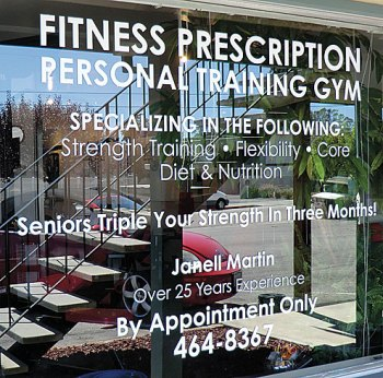 FitnessPrescription_Front-Window Fitness Prescription Times Publishing Group Inc tpgonlinedaily.com