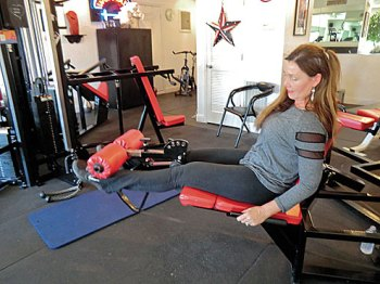 FitnessPrescription_Janell-on-Machine Fitness Prescription Times Publishing Group Inc tpgonlinedaily.com
