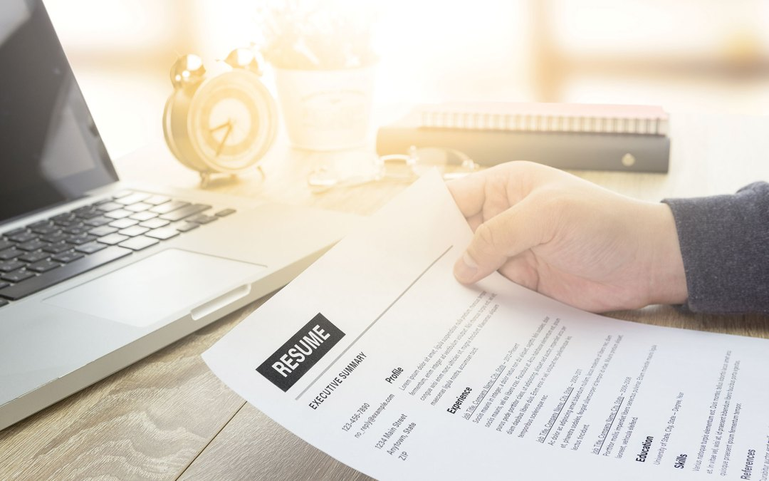 tips to help get your resume noticed by employers