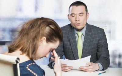 Interview Mistakes That Will Keep You Unemployed