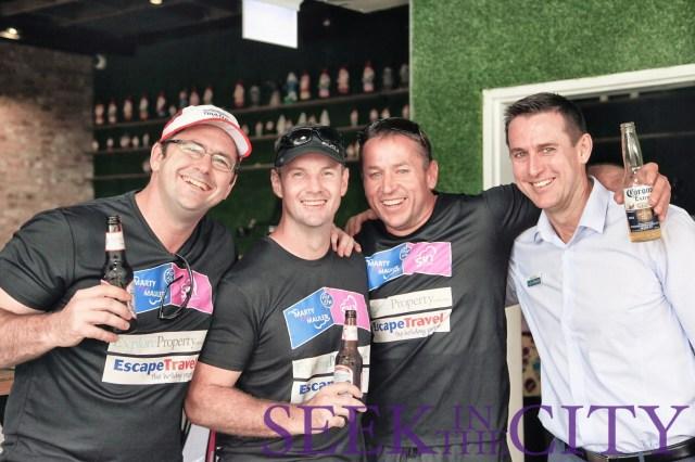 Clayton Cook, Ross Penrose, Martin McDonough, Dean Dark