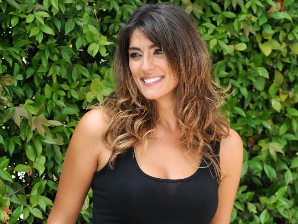 Elisa Isoardi foto Matteo Salvini  La conduttrice si