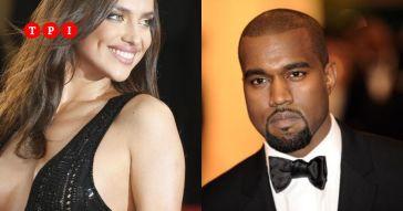 Kanye West e Irina Shayk stanno insieme: le foto della coppia in vacanza in Provenza