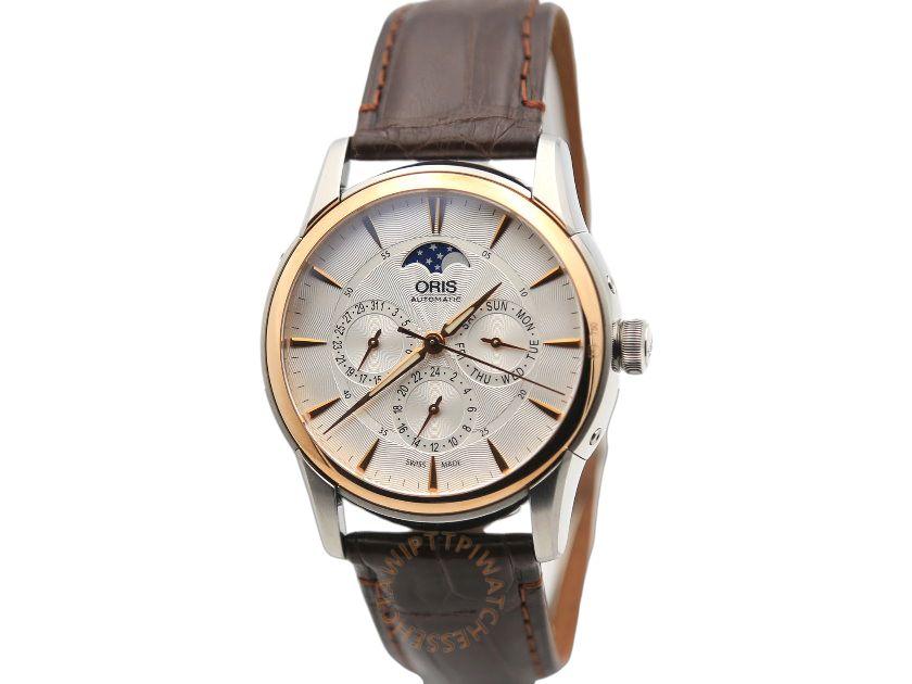 ORIS 豪利時ARTELIER 多功能月相盈虧錶   太品儀股份有限公司