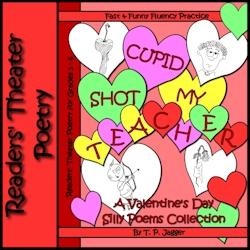 Cupid Shot My Teacher by T. P. Jagger