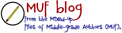 Mixed-up Files of Middle-grade Authors blog