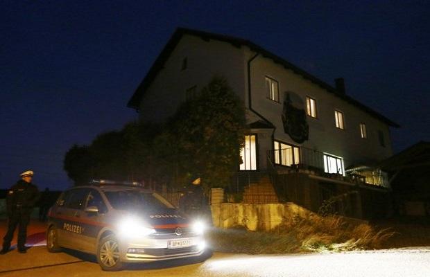 Photo of HOROR U AUSTRIJI: Ćerka ubila majku, brata i troje dece (FOTO)
