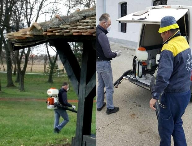Photo of POŽAREVAC: Vanredna situacija u Ljubičevu zbog obolelog grla u ergeli