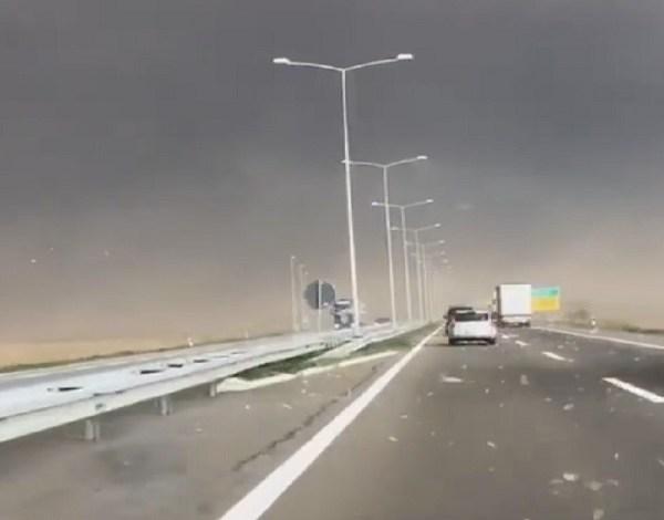 Photo of DRAMA NA PUTU ZA NOVI SAD: Uleteli kolima u oluju, ono što su preživeli pamtiće celog života (VIDEO)