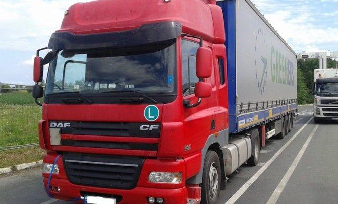 Photo of NEMA ŠALE S NEMCIMA: Srpski kamiondžija napravio niz saobraćajnih prekršaja, čeka ga paprena kazna!
