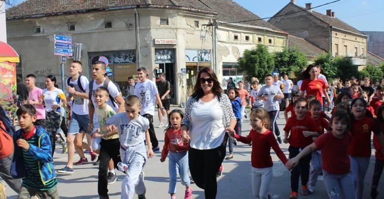 Photo of Trka mira prošla kroz Veliko Gradište (FOTO)