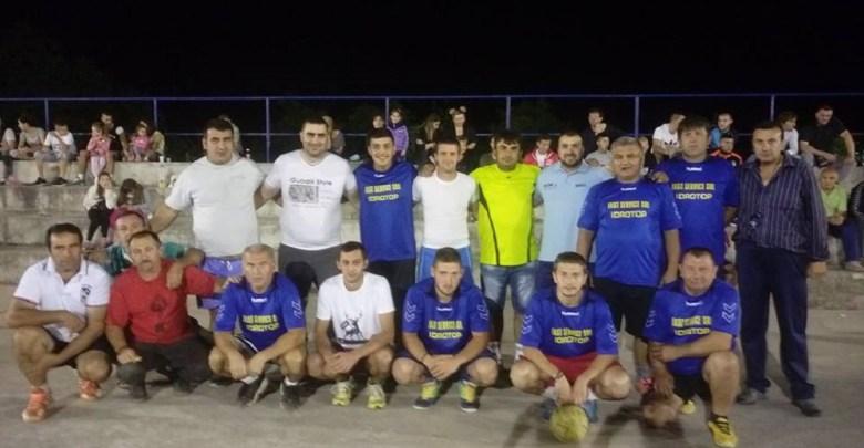 Photo of SVI PROTIV SVIH: Turnir veterana i rekreativaca u malom fudbalu u Topolovniku