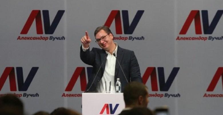 Photo of VELIKI SKUP SNS-A 19. APRILA U BEOGRADU: Vučić rešio da posvađa Srbe do kraja!?