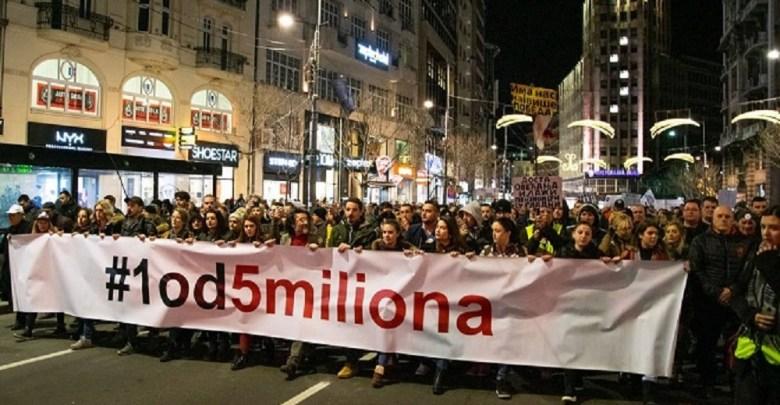 Photo of POČELO ODBROJAVANJE: 13. aprila cela Srbija u Beograd!