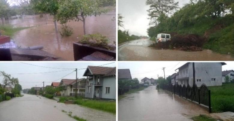 Photo of POČELE POPLAVE U REGIONU: Olujno nevreme rasturilo Hrvatsku, a bujice potopile kuće i puteve u BiH! (VIDEO)