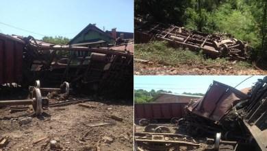 Photo of PREKINUT SAOBRAĆAJ! 12 vagona sa ugljem iskliznulo sa šina između Resavice i Despotovca! (FOTO)