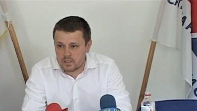 """Photo of VLADIMIR ŠTRBAC: """"Osuđujem svaki vid uvredljivog govora koji se javno iznosi"""""""