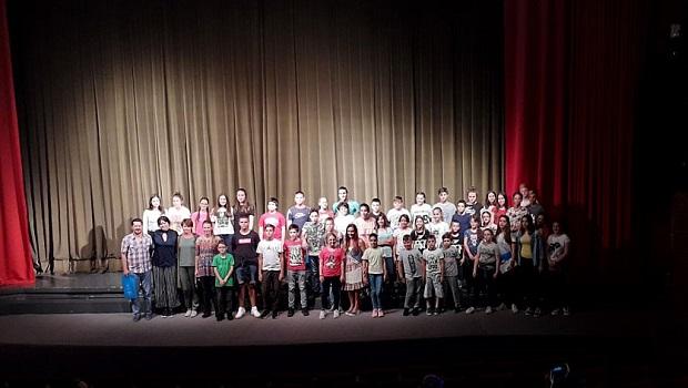 """Photo of """"KIRIJA"""" NAJBOLJA PREDSTAVA FESTIVALA: Dečji dramski studio CZK Požarevac na festivalu humora za decu u Lazarevcu"""