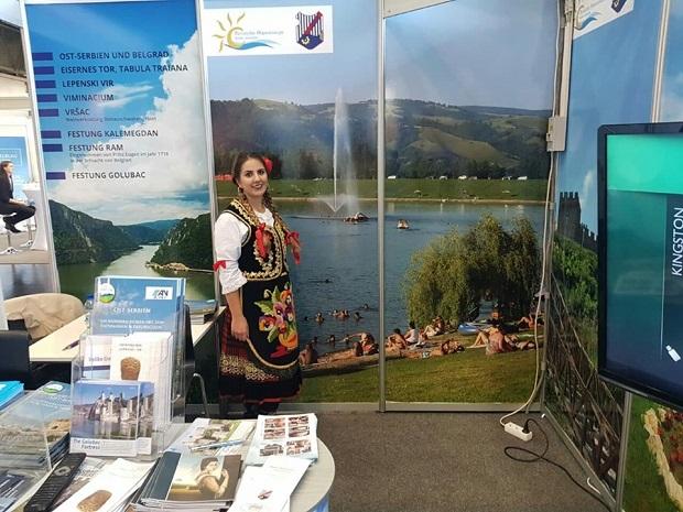 Photo of Promocija Srebrnog jezera na sajmu u Beču