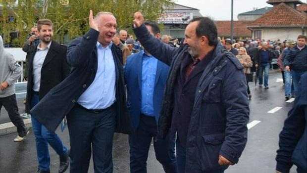 """Photo of POSLE TRI PROBIJENA ROKA: Gradski čelnici svečano otvorili most """"Gospodar veliki"""" u Petrovcu na Mlavi (FOTO)"""