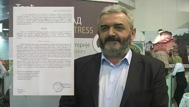 Photo of DOKAZALI DA MIJOVIĆ NE POŠTUJE ZAKON: Kako se nepismeni golubački rukovodioci pokrvili da objasne nemoguće