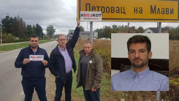 Photo of HITNA SMENA GVOZDIĆA: Opštinski funkcioner Opštine Petrovac na Mlavi, grubo pretio građaninu!