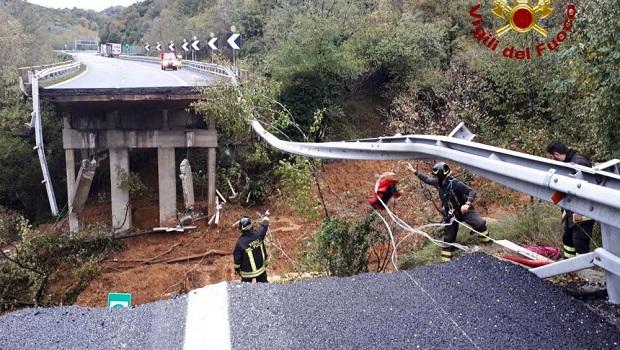 Photo of NEVREME I DALJE HARA U ITALIJI I FRANCUSKOJ: Troje poginulo u poplavama, srušio se deo auto-puta (VIDEO)