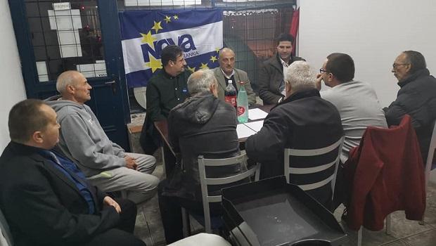 Photo of Formiran Gradski odbor Nove stranke u Požarevcu (VIDEO)