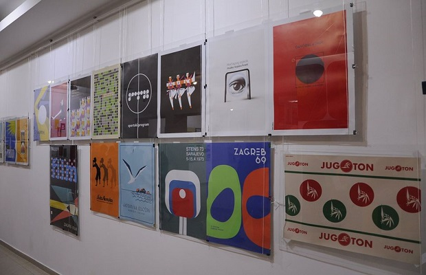 Photo of DO 14 FEBRUARA: Izložba plakata u Gradskoj galeriji savremene umetnosti u Požarevcu