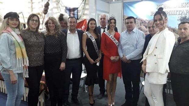 """Photo of PUT POD NOGE: Najlepše Srpkinje današnjice na štandu Turističke organizacije """"Kučevo"""""""