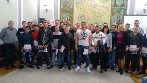 Photo of U Požarevcu 40 mladih završilo obuku za zavarivače