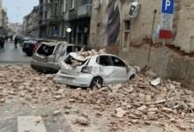 Photo of DVA JAKA ZEMLJOTRESA POGODILI ZAGREB: Ima povređenih i oštećenih zgrada! (VIDEO)