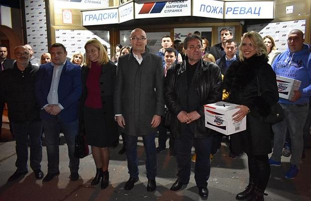 Photo of PREDIZBORNE CRTE IZ POŽAREVCA: Stranke počele sa aktivnostima u vezi sa nastupajućim izborima