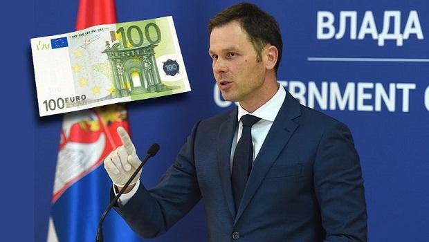 Photo of DA LI ĆE BITI JOŠ IZMENA: Novo pravilo ako želite 100 evra