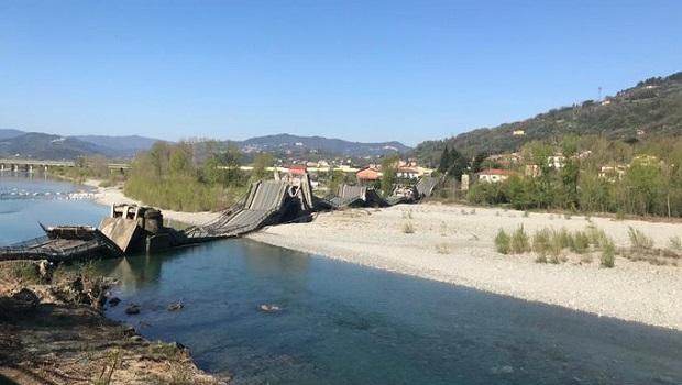 Photo of NOVA DRAMA U ITALIJI: Srušio se most na putu Đenova-Firenca (VIDEO)