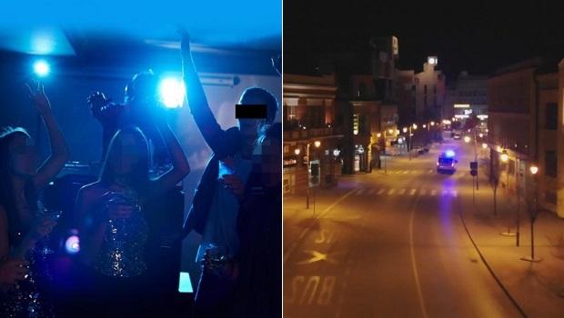 Photo of SITUACIJA SE MENJA: Dok u selima prave pijanke u policijskom času u gradovima niko ne sme da mrdne!