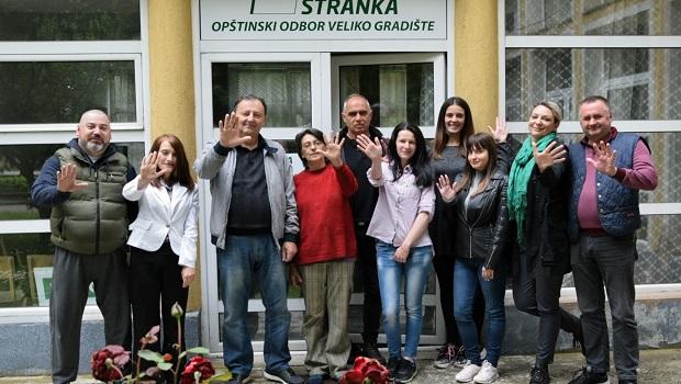 """Photo of ZBOG NEPRAVILNOSTI: Lista Zelene stranke Veliko Gradište """"Nek maske padnu"""" nije proglašena"""