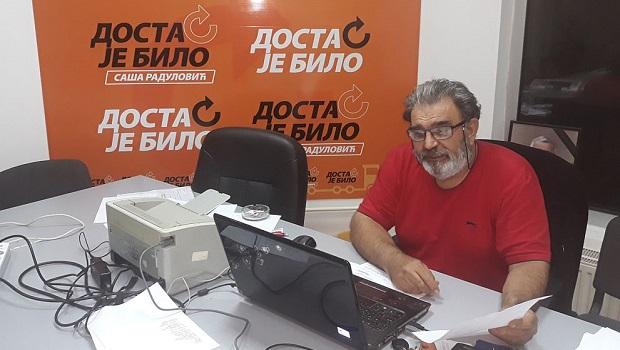 Photo of PODNETA ŽALBA: Konačne rezultate izbora u Požarevcu utvrdiće Upravni sud