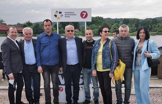 Photo of U GRADIŠTU SKLOPLJEN SAVEZ SA UNIJOM RUMUNA SRBIJE: Živoslav Živa Lazić kandidat za narodnog poslanika