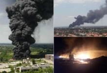 Photo of NAKON 22 SATA BORBE: Požar u Požarevcu zauzdan, još uvek nepoznate posledice po zdravlje građana (VIDEO)