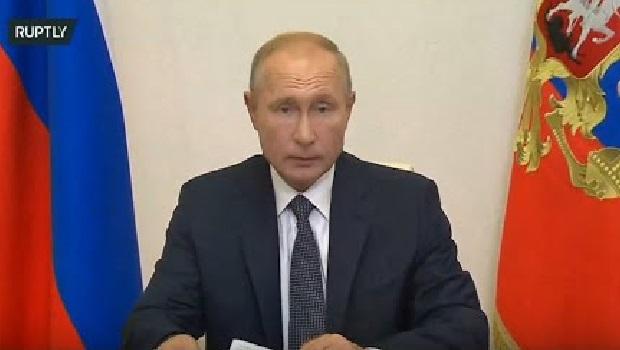 Photo of PUTIN OBJAVIO: Rusija odobrila prvu na svetu vakcinu protiv virusa korona (VIDEO)