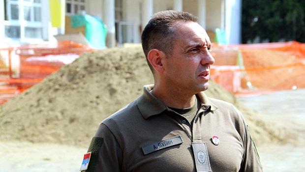 Photo of MINISTAR VULIN TVRDI: Nijedan migrant u Srbiji nije zaražen koronom! Gastarbajteri jesu (VIDEO)